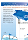 Arjay 2880-LT Probe Mounted Level Transmitter - Brochure