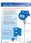 Arjay 2852-LT Remote Mount Level Monitor - Brochure