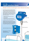 Arjay - Model 2852-IFA - Liquid Interface Alarm - Brochure