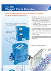 Arjay 2852-PCD Plugged Chute Detector - Brochure