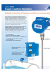 Arjay 2852-FCM Remote Mounted Foam Control Monitor - Brochure