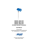 Model 2880-OWI - Oil/Water Interface Transmitter - Manual
