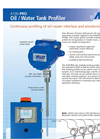 Arjay 4100-PRO Multi Oil/Water Interface Tank Profiler - Brochure