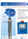 Model 4100-OWS - Oil/Water Separator Level Monitor - Brochure