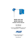 Model 2852-OWI - Remote Mounted Oil/Water Interface Monitor User Manual