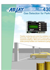 4300-PG Gas Detection for Parking Garages - Brochure
