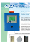 4200-IG Industrial Grade Gas Monitor - Brochure