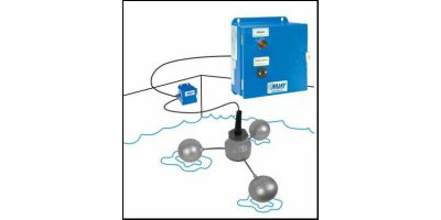 Arjay - Model 2852-HCF - Floating Oil Spill Alarm