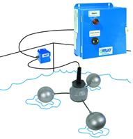 Arjay - Model 2852-HCF - Floating Oil Spill Alarm Monitor