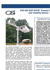 Model OWI-430 DSP-WIVIS - Present Weather and Visibility Sensor Brochure