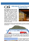 OSi - WSS-300-DS - Tunnel Wind Speed and Smoke Sensor Brochure