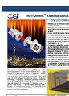 Model OFS-2000C - Optical Flow Sensor (OFS) - Combustion Air Flow Brochure