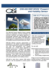 Model OWI-432 DSP-WIVIS - Present Weather and Visibility Sensor Brochure