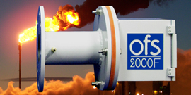 OSi - Model OFS-2000F™ - Flare Stack Flow Sensor