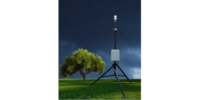OSi - Model HazMET-100 - Portable Automated Weather Station