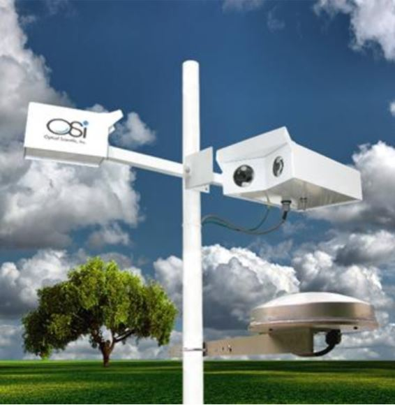 OSi - Model OWI-430 DSP-WIVIS - Present Weather and Visibility Sensor