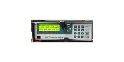 Model 7000 - CO2/H2O Gas Analyzer