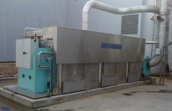 Regenerative Thermal Oxidizer Installation #1593 - Case Study