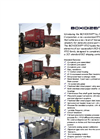 Regenerative Thermal Oxidizers  RTO System with Pneumatic Hood - Brochure