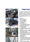 TRITON Regenerative Thermal Oxidizers - Air pollution Control - Specification Sheet