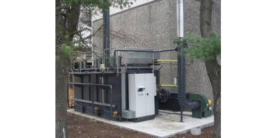TRITON - Regenerative Thermal Oxidizers - Air pollution Control