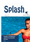 Splash - The Magazine for Swimming Pool Technology - Edition 02/2015 - German