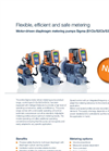 Motor-Driven Diaphragm Metering Pumps Sigma Brochure