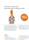 Zentriplex - Diaphragm Process Pump Brochure