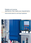 Chlorine Dioxide Systems - Brochure