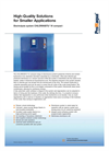 CHLORINSITU - Model IV - Compact Electrolysis System Brochure