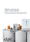 Ultromat - Effective Polymer Batching and Metering Systems Brochure