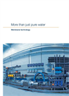 Membrane Technology - Brochure