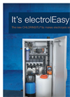 Sales Folder - Electrolysis System CHLORINSITU IIa - Brochure