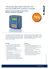 DULCOMETER Compact Controller- Flyer