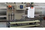 Reverse Osmosis Plants For The Desalination Of Drinking Water