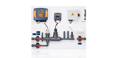 ProMinent DULCOTROL - Waste Water Measuring and Control Systems