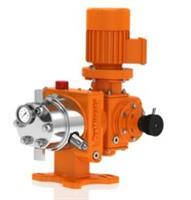 Orlita Evolution - Model 3 - Hydraulic Diaphragm Metering Pump
