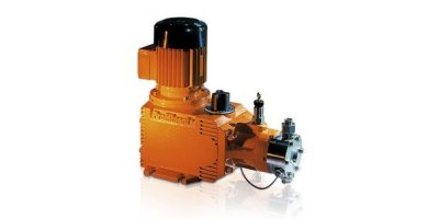 ProMinent - Model Hydro/ 3 - Hydraulic Diaphragm Metering Pump