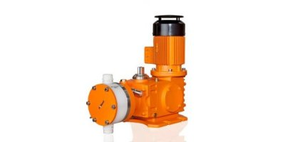 ProMinent - Model Hydro/ 4 - Hydraulic Diaphragm Metering Pump
