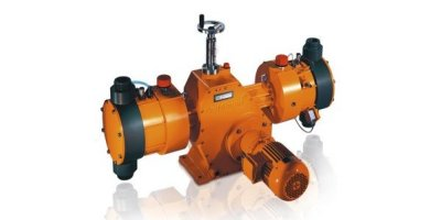 ProMinent - Model Makro/ 5 - Hydraulic Diaphragm Metering Pump