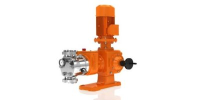 Orlita - Model Evolution 4 - Hydraulic Diaphragm Metering Pump