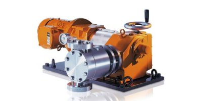 Orlita - Model MH - Hydraulic Diaphragm Metering Pump