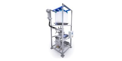ProMinent Tomal - Metering System for Powdered Activated Carbon (PAC)