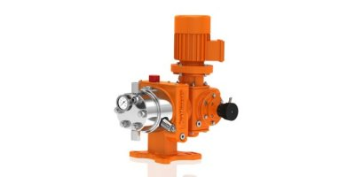 Orlita - Model Evolution 1 - Hydraulic Diaphragm Metering Pump
