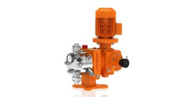 Orlita - Model Evolution 2 - Hydraulic Diaphragm Metering Pump