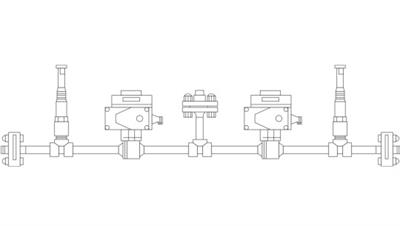 Dulco Vaq - Pressure Switch-Over for Chlorine Gas
