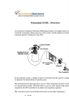 Continuous Emissions Monitoring Systems Extraction Series- Brochure