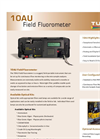 Model 10AU - Field and Laboratory Fluorometer Datasheet