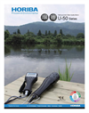 HORIBA - Model U-50 Series - Multiparameter Water Quality Checker Brochure
