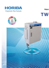HORIBA - TW-100 - Water Distribution Monitor Brochure